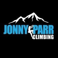 Jonny Parr Climbing