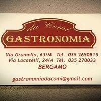 Gastronomia da Comi