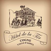 Hotel Restaurant De La Tör - Cogne
