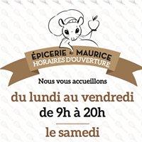 Épicerie Maurice cantine & épicerie fine