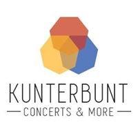 Kunterbunt - concerts & more