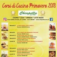 Chiapella dal 1963 Cucina Casa Arredo Liste Nozze