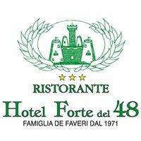 Hotel Ristorante Forte del 48