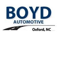 Boyd Automotive of Oxford
