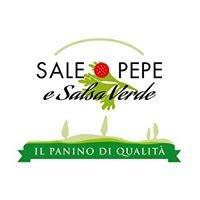 Sale pepe e salsa verde