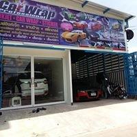 Car Wrap Professional at Major Hollywood Suksawat