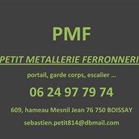 PMF Petit Metallerie Ferronnerie