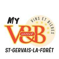 V and B St-Gervais La Forêt