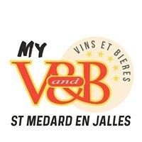 V and B St Médard