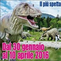 Sesta Godano World of Dinosaurs