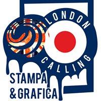 London Calling - Stampa & Grafica