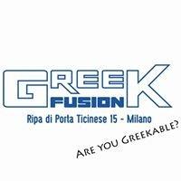 Greek Fusion Fastaurant N1 in Italia