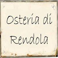 Osteria di Rendola
