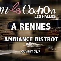Léon le Cochon Les Halles