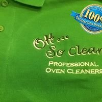 Oh So Clean - Professional Oven Cleaners Leicester & Leicestershire