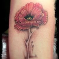 Savage Rose Tattoos