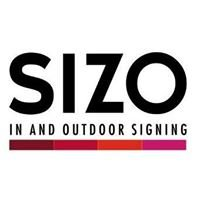 Sizo In and Outdoor Signing