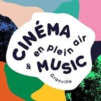 Cinéma en plein air de Granville