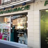 Pharmacie de la Gare-Lisieux