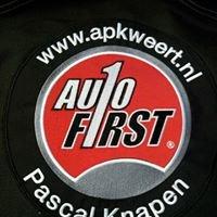 Autofirst Pascal Knapen