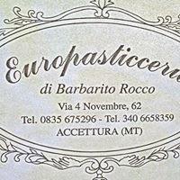 • Europasticceria - ACCETTURA •