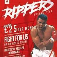 Rippers Boxing club
