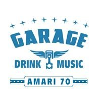 Garage - Drink - Music.