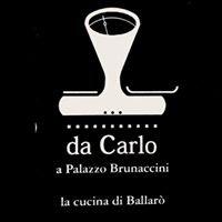 Ristorante da Carlo a Palazzo Brunaccini - la cucina di Ballarò