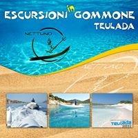 Escursioni in Gommone Teulada - Nettuno -