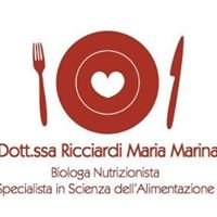 Biologa Nutrizionista Dott.ssa Ricciardi Maria Marina