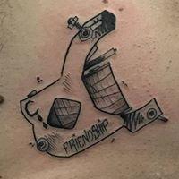 Davide Campi Tattoo