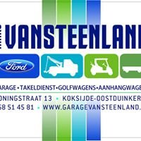 Garage Marc Vansteenland bvba (Ford)