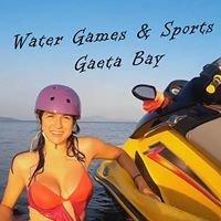 Water Games & Sports nel Golfo di Gaeta - flyboard e wakeboard