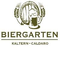 Biergarten Kaltern