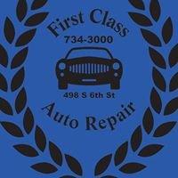 First Class Auto Repair