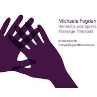 Michaela Fogden Remedial & Sports Massage
