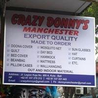 CRAZY Donny's Manchester
