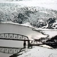 Miles Glacier Bridge