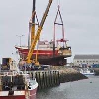 Port de pêche - Saint Guenolé (29)