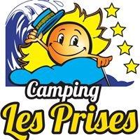 Camping Les Prises