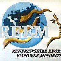 Renfrewshire Effort to Empower Minorities - REEM