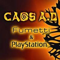 Caos A.D. Fumetti & Playstation Sestri