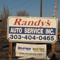 Randy's Auto Service
