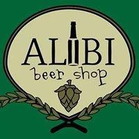Alibi beer shop