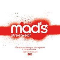 Mad's  Streetwear