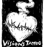 Visions Tattoo Tetoválás - Piercing