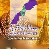 Au P'tit Maroc : Champs De Lavande