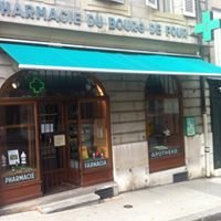 Pharmacie du Bourg-de-Four