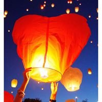 Sky Lanterns Bali