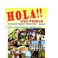 HOLA Victoria Magazine HVM